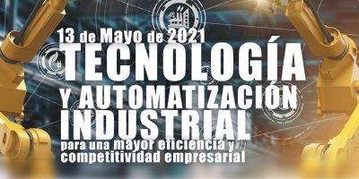 """Jornada """"Tecnología y automatización industrial para una mayor eficiencia y competitividad empresarial"""""""