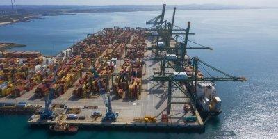 Sines fue el 2º puerto que más creció en el mercado europeo de contenedores
