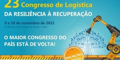 O 23º Congresso de Logística da APLOG volta em novembro em formato presencial
